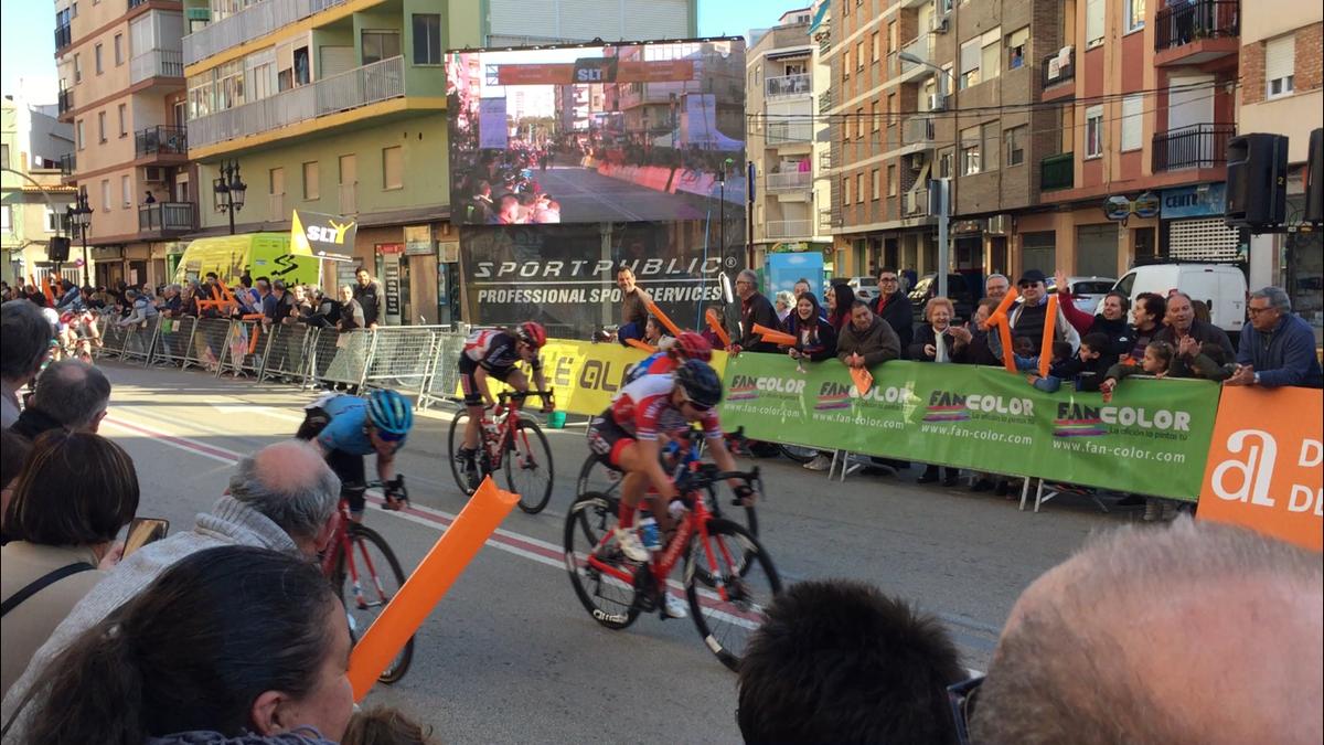 スペインのロードレース