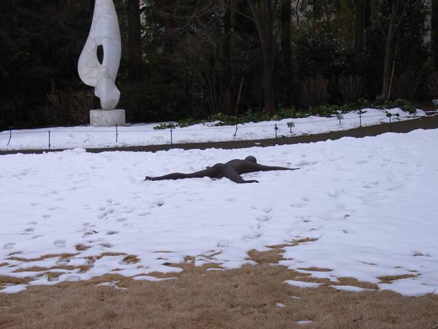 彫刻の森美術館内2
