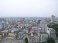 [town]富山市庁舎展望台より臨む富山市街