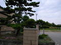 [Place]魚津城上杉謙信歌碑