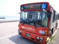 [bus]七尾バス車両@脇停留所