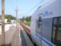 [train]サンダーバード@和倉温泉駅