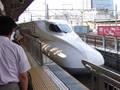 [train]N700系@名古屋駅