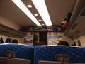 [train]N700系@車内案内板