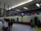朝の東京駅新幹線ホーム