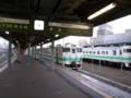 [train]森行き普通列車(渡島砂原経由)@函館駅