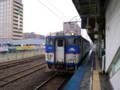 [train]日高本線普通列車@苫小牧駅