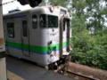 [train]新夕張行き普通列車