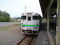 [train]夕張行き普通列車