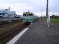 [train][station]室蘭本線@由仁駅ホーム