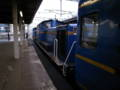 [train]上り北斗星@札幌駅