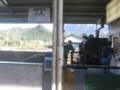 [train]SLパレオエクスプレス@影森駅通過