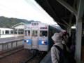 [train]秩父鉄道5000系@長瀞駅