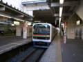 [train]川越線車両@川越駅