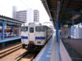 [train]日南線車両@宮崎駅