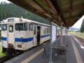 [train]日南線車両@飫肥駅