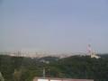 観覧車から見た仙台市街