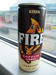 FIREミルクテイスト