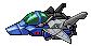 レイズナーMkⅡ飛行形態