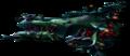 バジュラ戦艦
