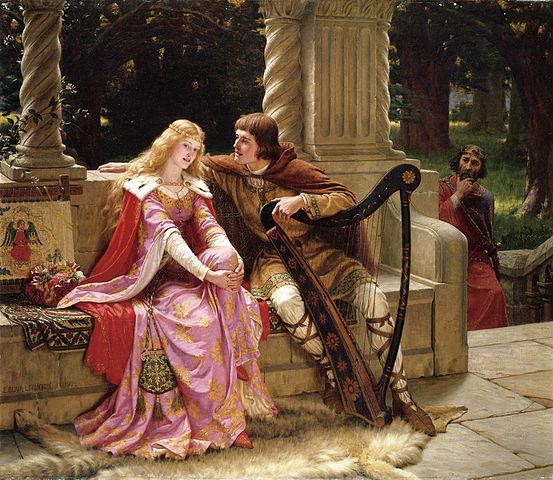 騎士とお姫様