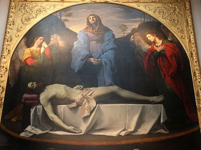 Guido Reni Madonna della Pieta
