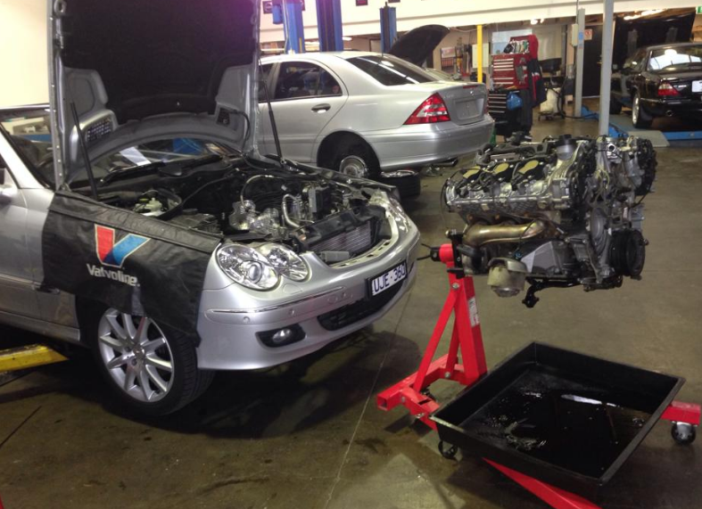 European car mechanic Melbourne