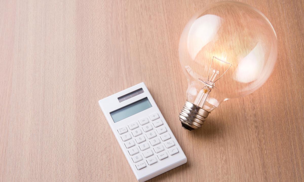 電球と計算機