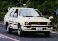 [1991年]ランサーバンEV