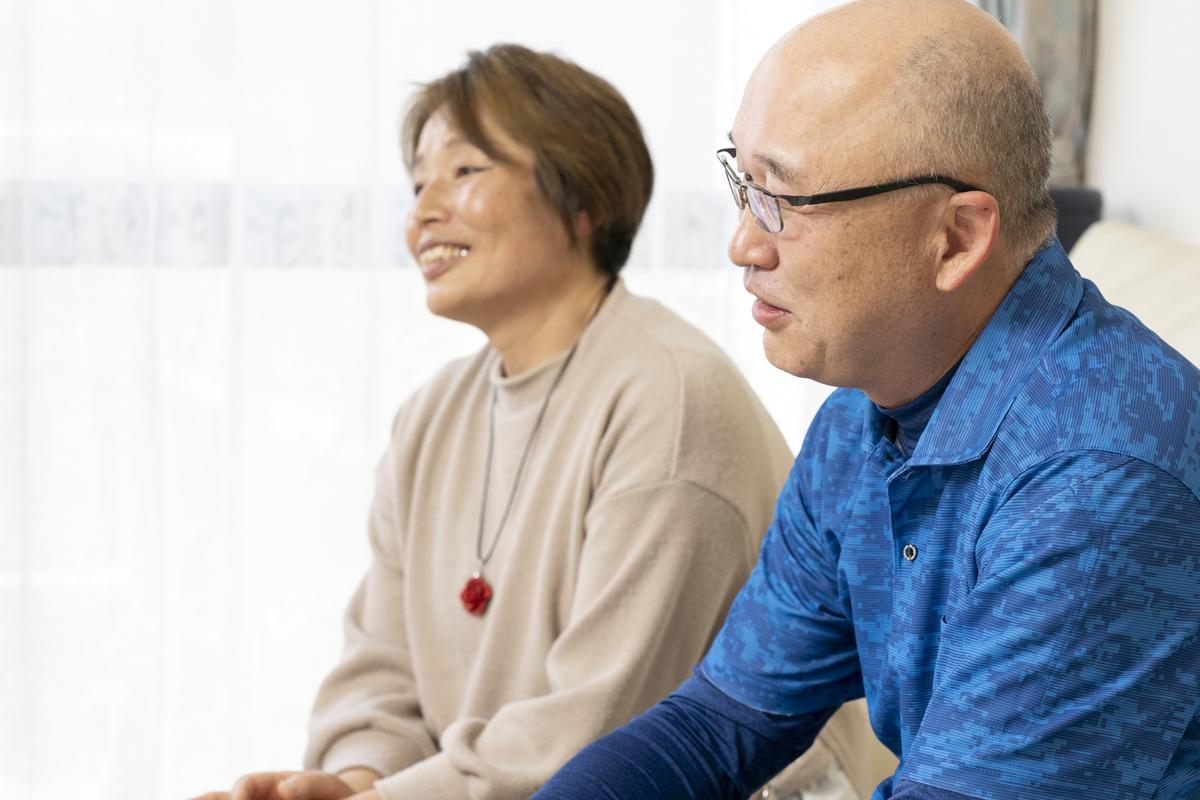 木田さん夫婦