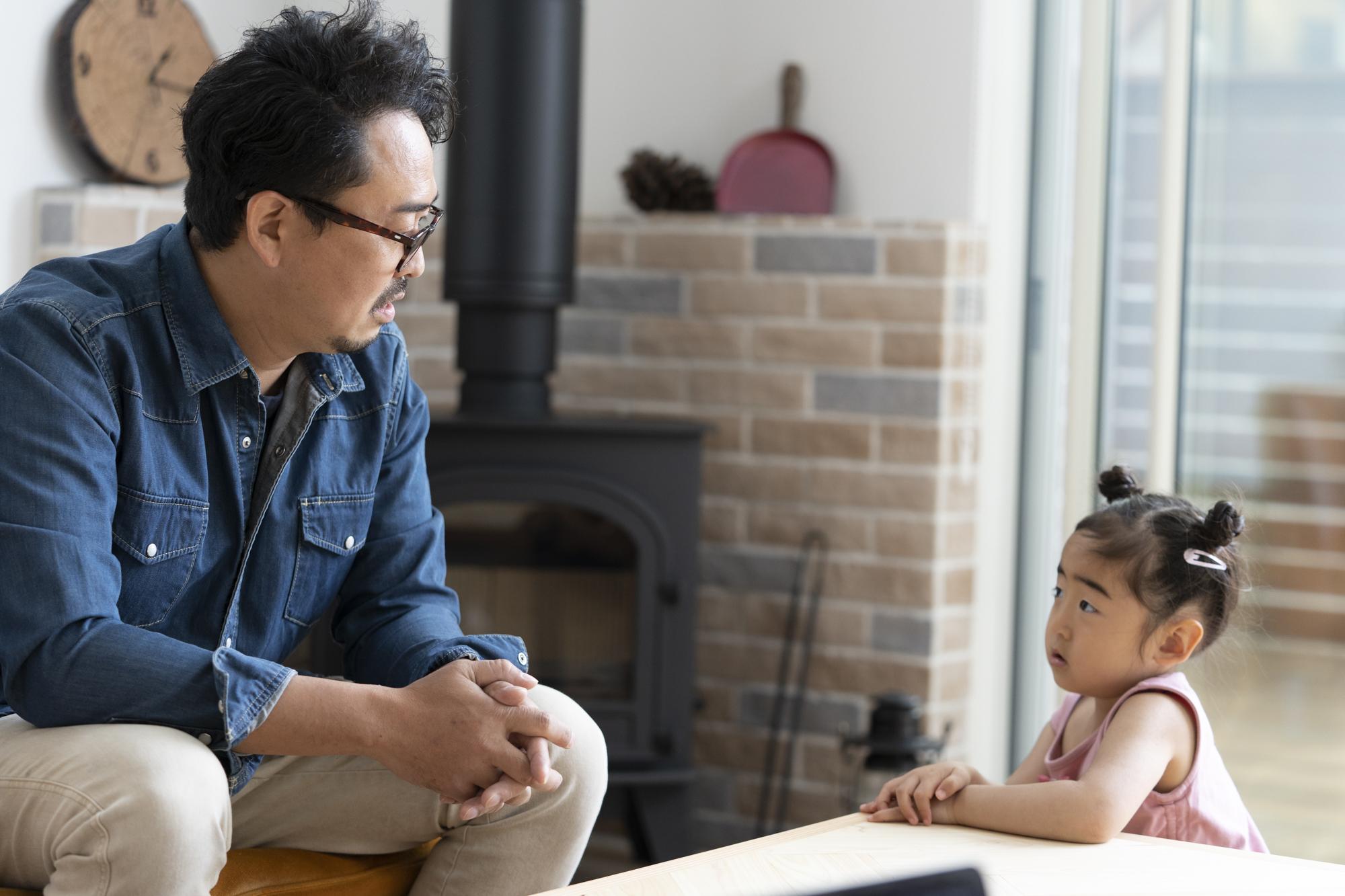 浜田さんとお子さん