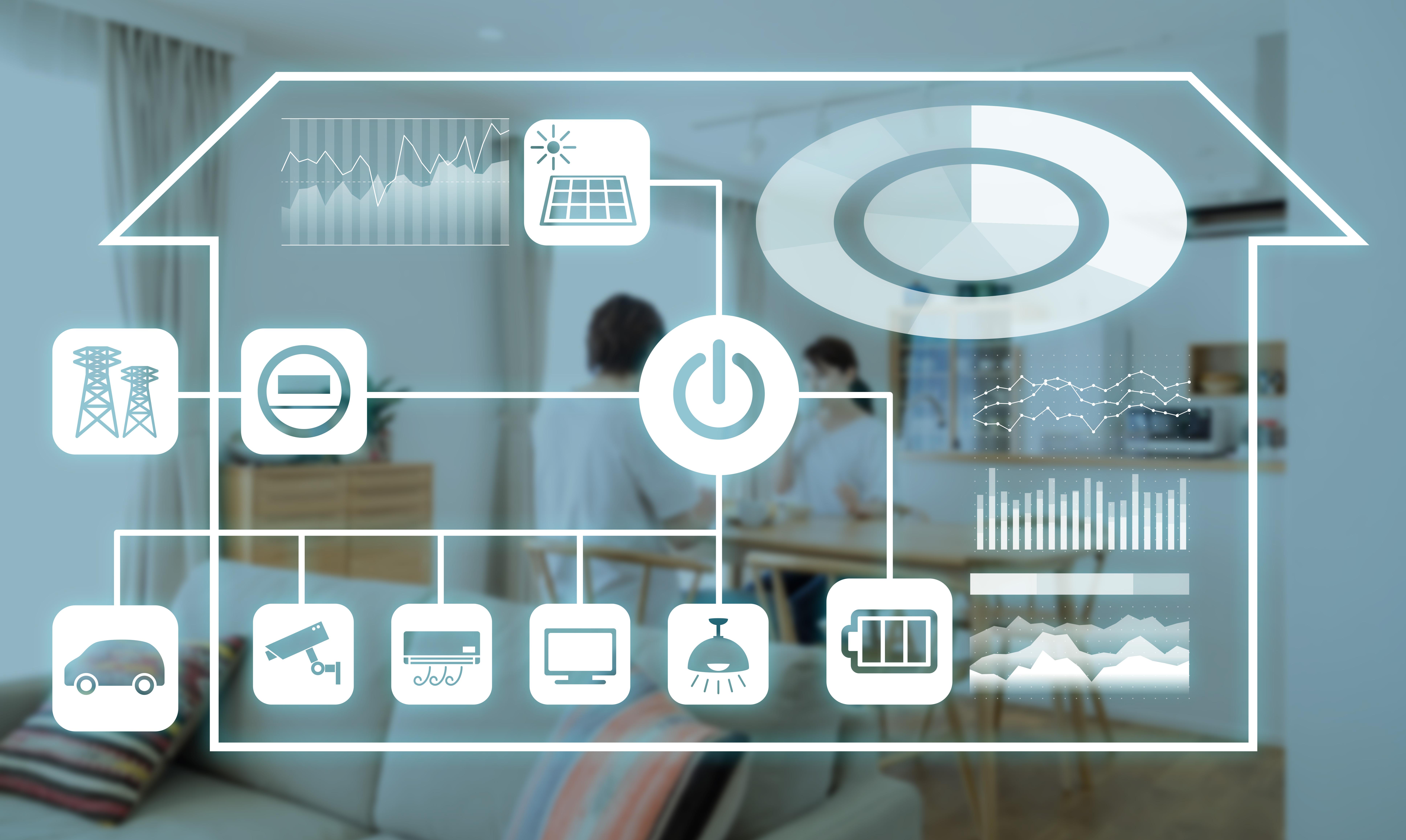 家の電気のシステム EVリフォーム