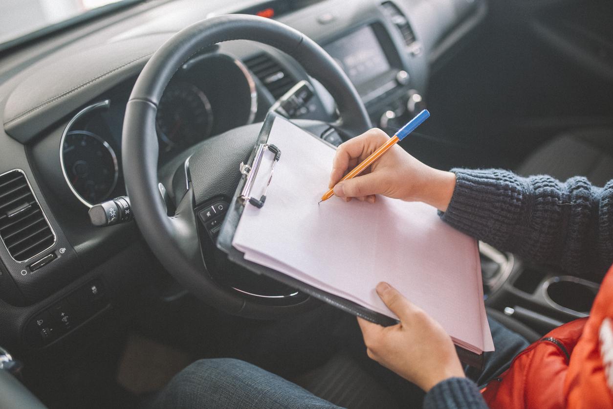 自動車の点検項目
