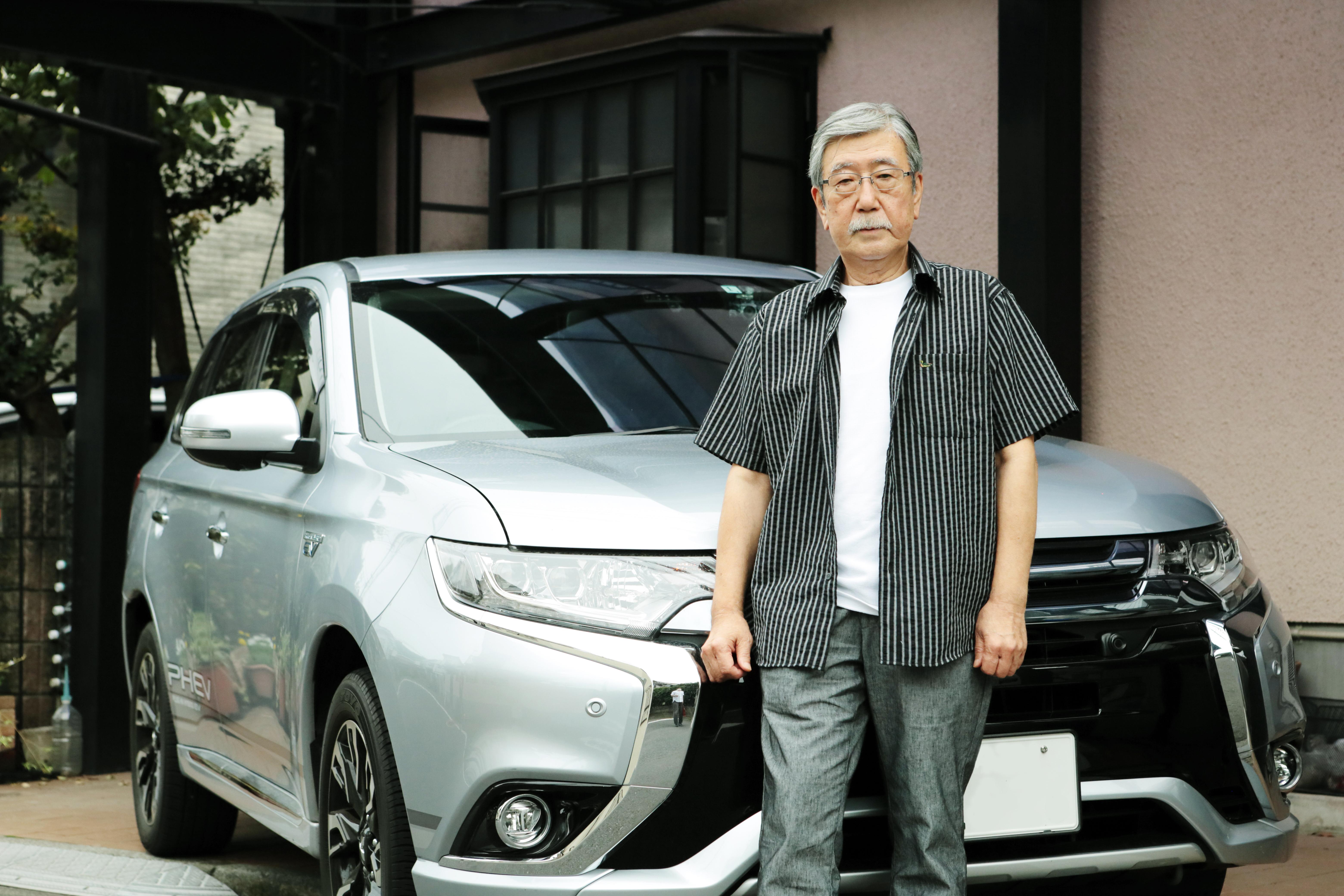 渡辺さんと車