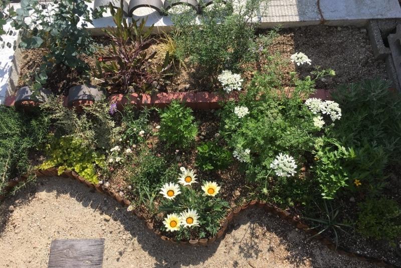 花壇 DIY