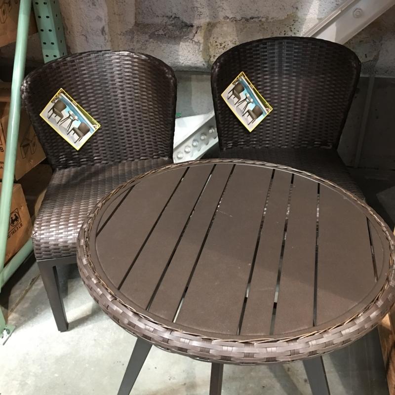 コストコ テーブル イス
