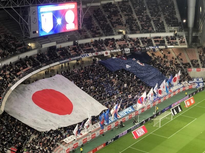 サッカー日本代表  試合