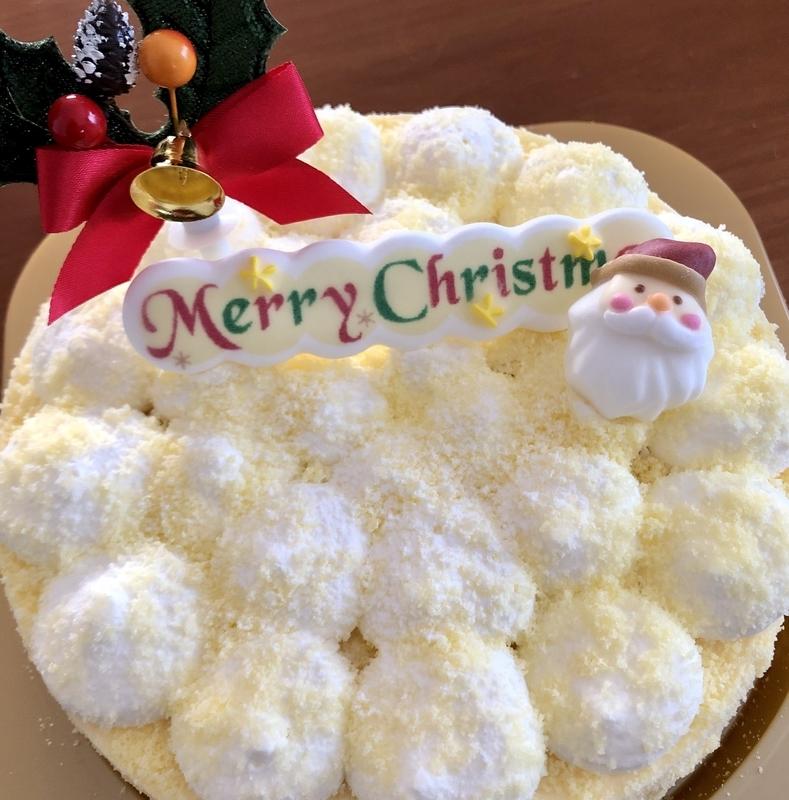 ルタオ チーズケーキ クリスマス
