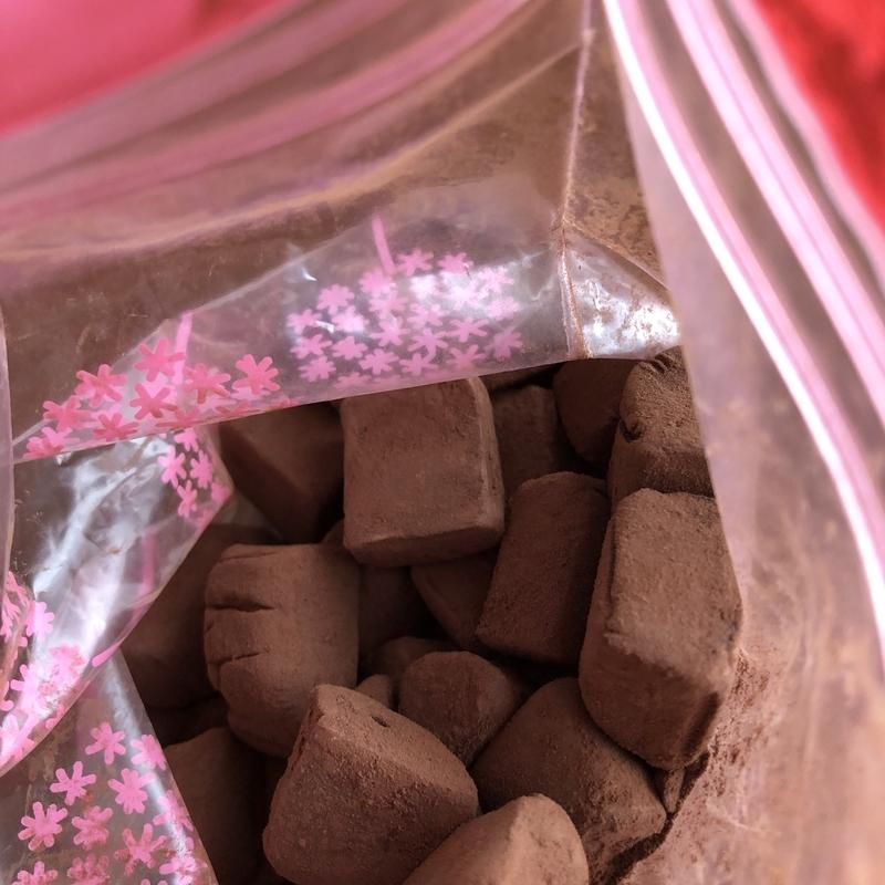 材料3つで絶品の生チョコ