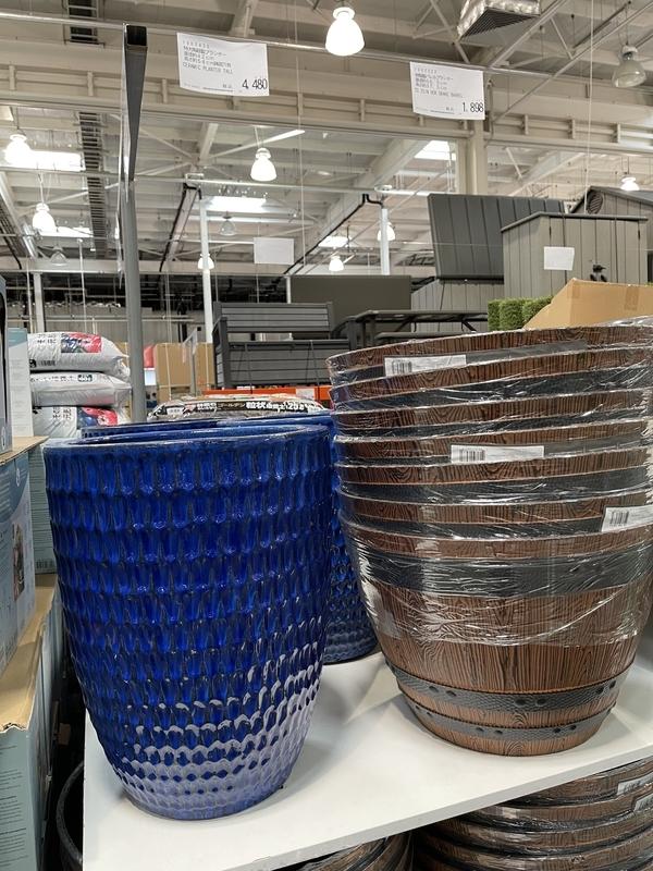 コストコ 植木鉢