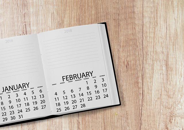 2018年の2月の目標と振り返り