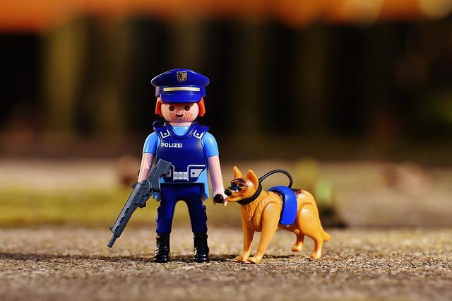 警察博物館が、6歳男児には「夢の国」だったハナシ