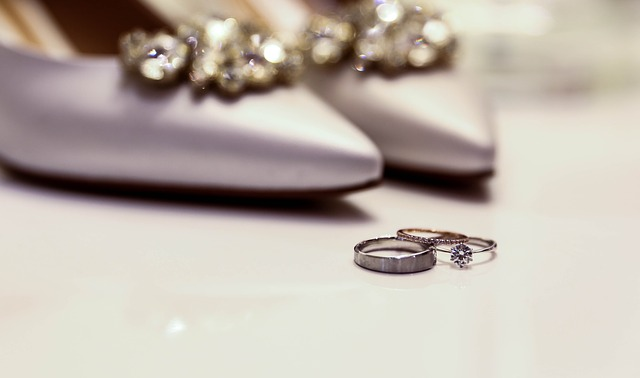 結婚指輪と婚約指輪を、買取してもらったハナシ