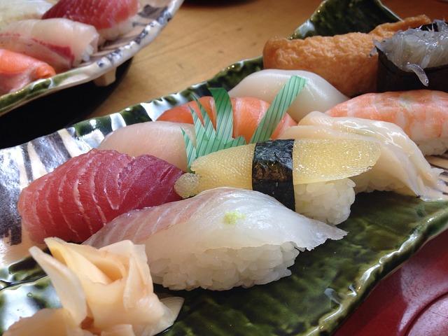 約1年ぶりに、お寿司を食べに行きました!!!