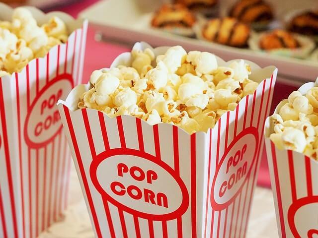 映画館に行ってきました!