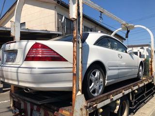 小金井市の外車の廃車引き取り