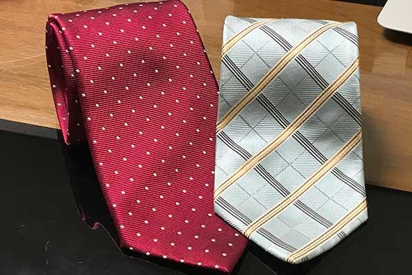 スーツとネクタイの色、福岡の就活生の皆さんへのオススメは