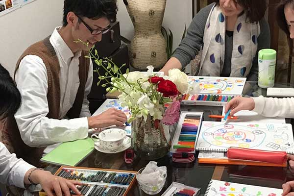 大野城まどかぴあのカラー講座、申し込みが始まりました@福岡