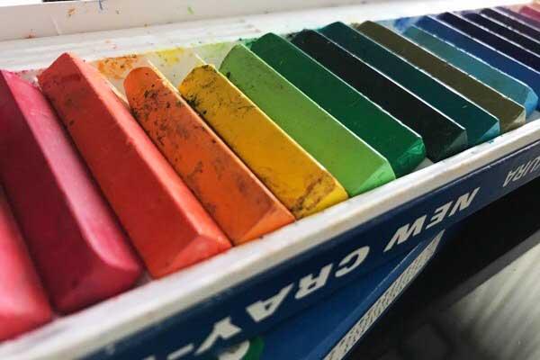 色彩心理を基にしたカラーセラピー、このようなこと