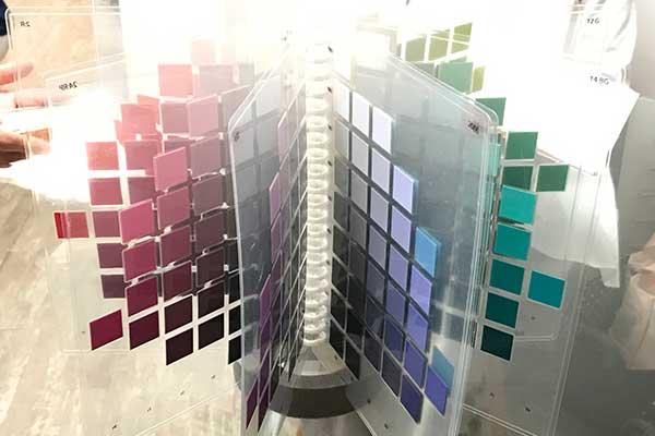 カラーコンサルタントが行う実用的な色彩学の講座@福岡佐賀